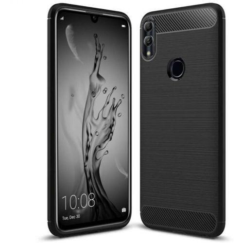 Honor 10 Lite Back Soft Black Hybrid Cover Case Premium 1