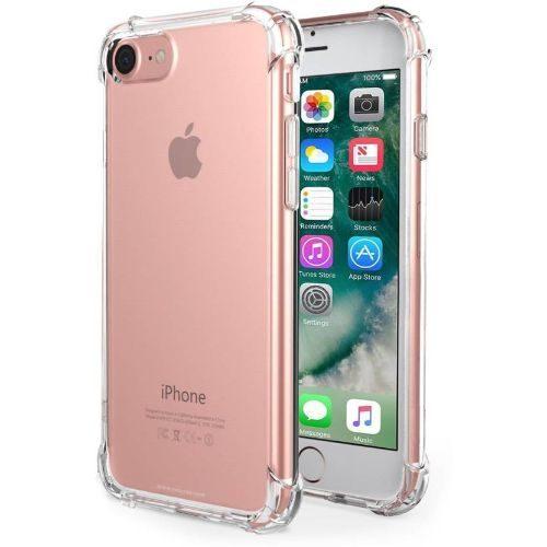 Apple iPhone 7 Transparent Soft Back Cover Premium 1