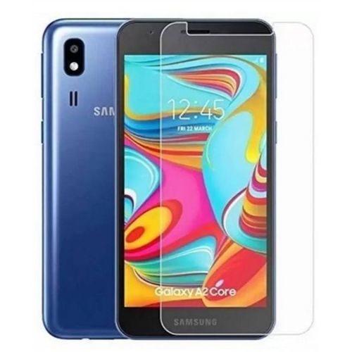 Samsung Galaxy A2 Core Tempered Glass 0.3mm Plain Transparent 1