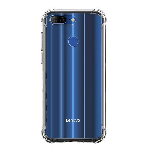 Lenovo K9 Transparent Soft Back Cover Case Premium 1