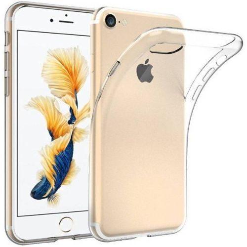 Apple iPhone 7 Transparent Soft Back Cover Case Premium 1