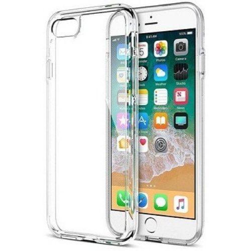 Apple iPhone 7 Transparent Soft Back Case Premium 1