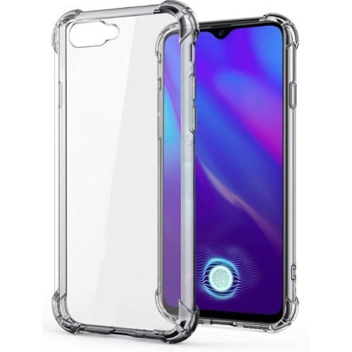 Oppo A1K Transparent Soft Back Cover Premium 1