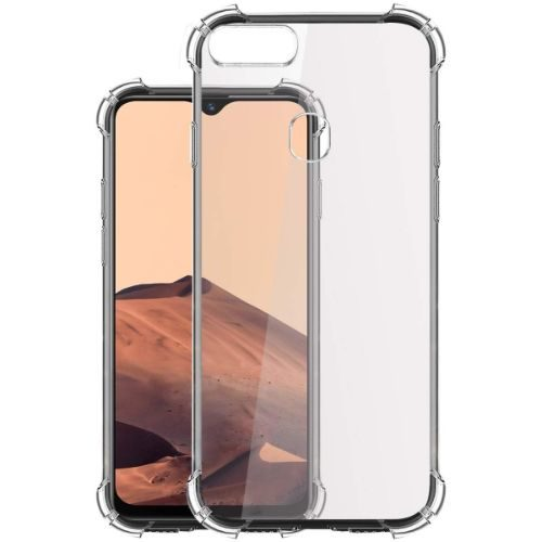 Oppo A5s Transparent Soft Back Cover Case Premium 1