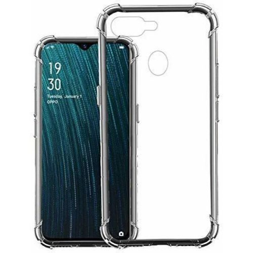 Oppo A5s (AX5s) Transparent Soft Back Cover Case 1