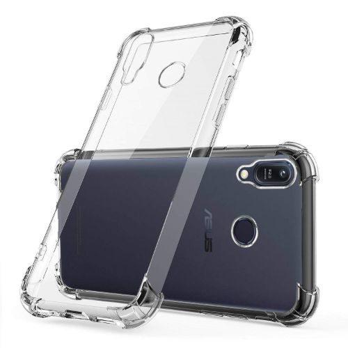 Asus Zenfone Max M1 Transparent Soft Back Case Premium 1
