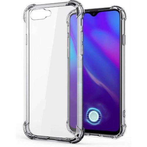 Oppo K1 Transparent Soft Back Cover Case Premium 1