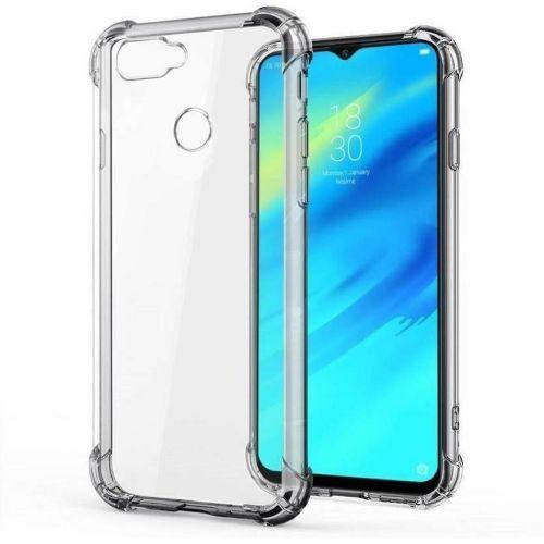 REALME 2 PRO Transparent Soft Back Cover Case 1