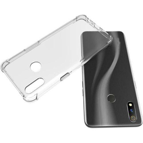 Realme 3 Pro Transparent Soft Back Cover Case Premium 1