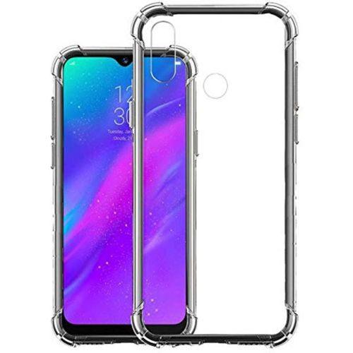 Realme 3 Transparent Soft Back Cover Case 1