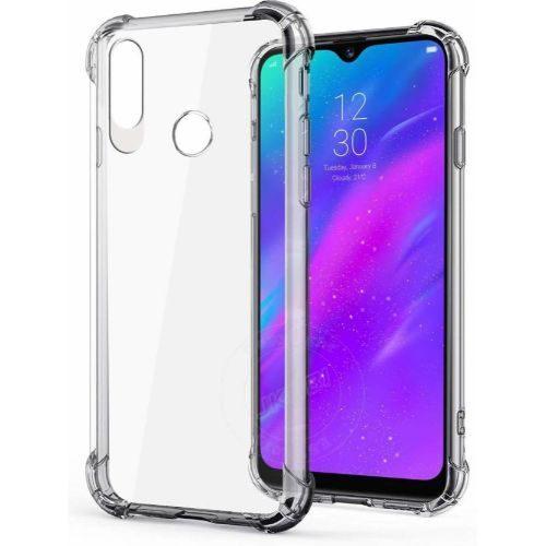 Realme 3 Transparent Soft Back Cover Case Premium 1