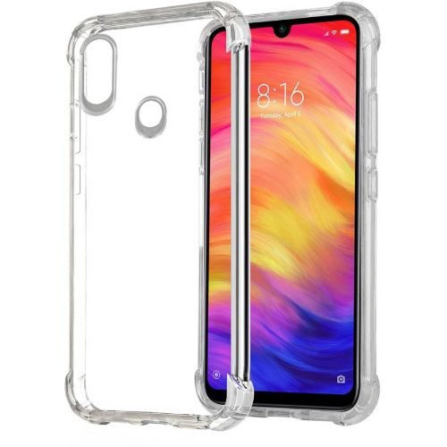 Redmi 7 Transparent Soft Back Cover Premium 1
