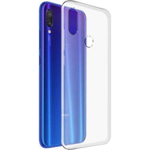 Redmi 7 Transparent Soft Back Cover Case Premium 1