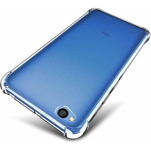Xiaomi Redmi Go Transparent Soft Back Case Premium 1