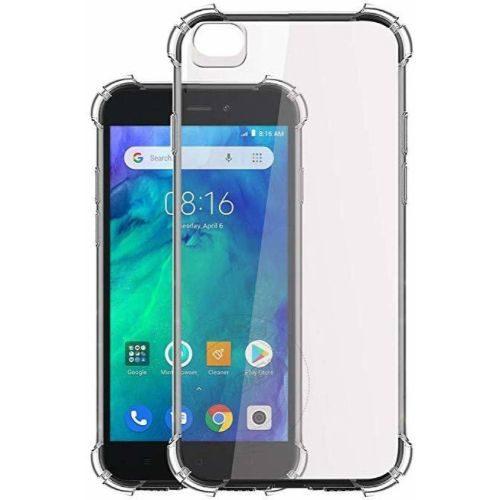 Xiaomi Redmi Go Transparent Soft Back Cover Case Premium 1