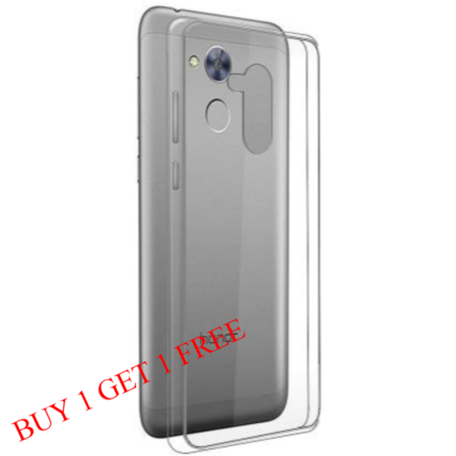 Honor Holly 4 Back Transparent Soft Case Cover 1