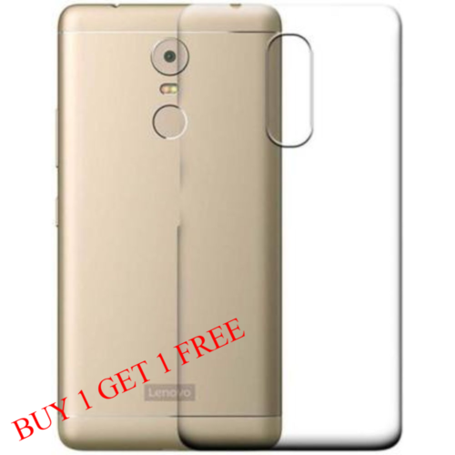 Lenovo K8 Note Back Transparent Soft Case Cover 1