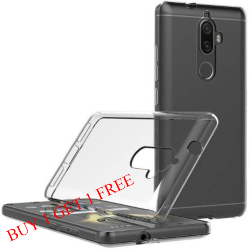Lenovo K8 Note Back Transparent Soft Case Cover 1