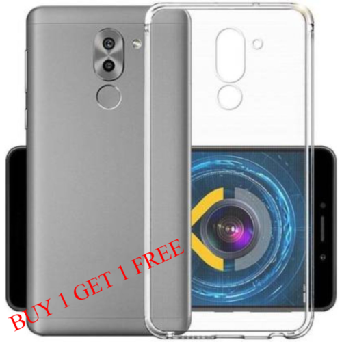 Lenovo K8 Plus Back Transparent Soft Case Cover 1
