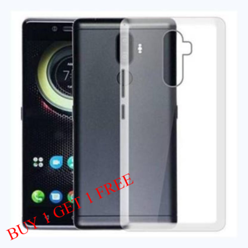 Lenovo K8 Plus Back Transparent Soft Case Cover 1