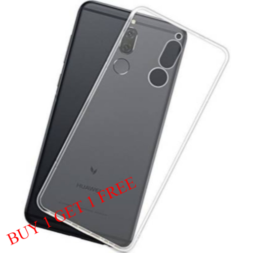 Honor 9i Back Transparent Soft Case Cover 1