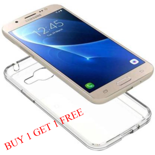 Samsung Galaxy J2 - 2015 Back Transparent Soft Case Cover 1