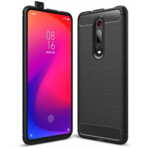 Xiaomi Redmi K20 Pro Back Cover Case Soft Black Colour 1