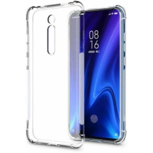 Redmi K20 Transparent Soft Back Cover Case 1