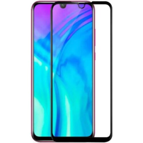 Honor 20i , Honor 10i , Honor 10 Lite Tempered Glass Screen Protector Full Glue Black 1