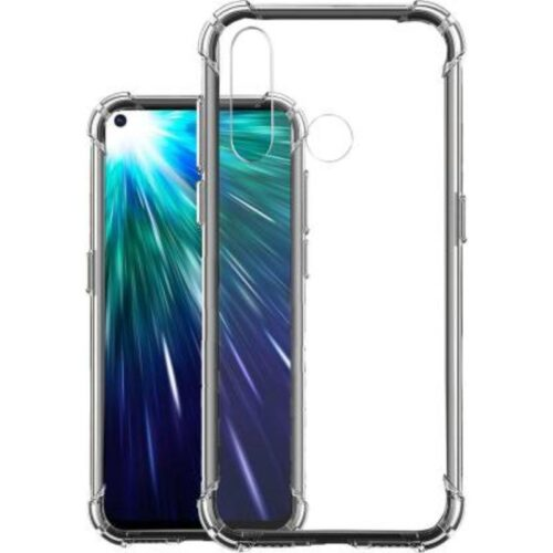 Vivo Z1 Pro Transparent Soft Back Cover Case 1