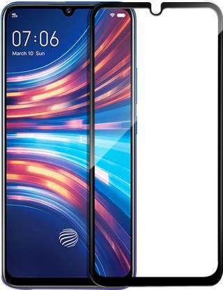 Vivo S1 Tempered Glass Screen Protector Full Glue Black 1