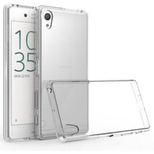 SONY XPERIA L1 Transparent Back Soft Cover Case