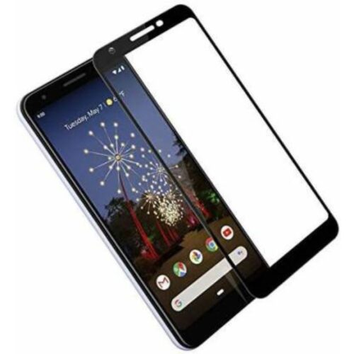 Google Pixel 3A XL Tempered Glass Full Glue 5D
