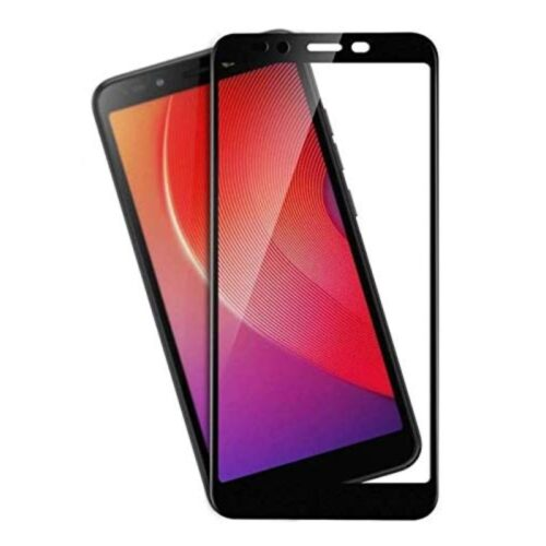 Infinix Smart 2 Tempered Glass Screen Protector 6D/11D Full Glue Black 1