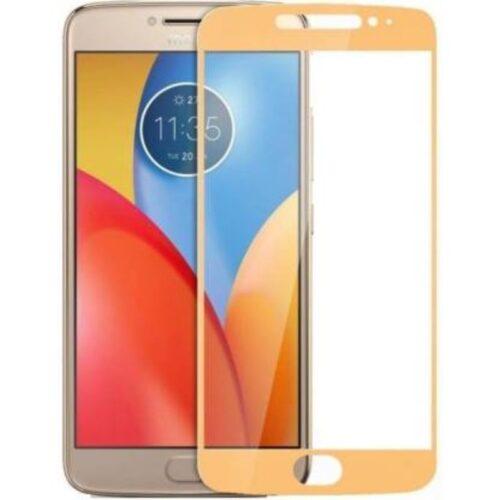 Motorola Moto G5s Plus Tempered Glass Screen Protector 6D/11D Full Glue Gold 1
