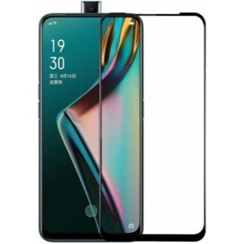 Oppo K3 Tempered Glass Screen Protector 6D/11D Full Glue Black 1