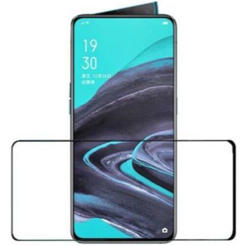 OPPO Reno 2 Tempered Glass Screen Protector 6D/11D Full Glue Black 1