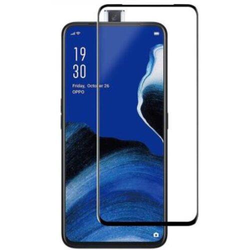 Oppo Reno 2Z Tempered Glass Screen Protector 6D/11D Full Glue Black 1