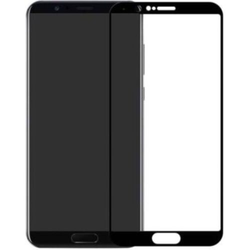 Tigerify Tempered Glass Screen Protector Full Glue 6D/11D Black For Honor View 10 1