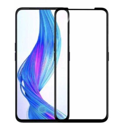 Realme X Tempered Glass Screen Protector 6D/11D Full Glue Black 1