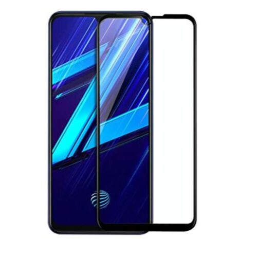 Vivo Z1X Tempered Glass Screen Protector 6D/11D Full Glue Black 1