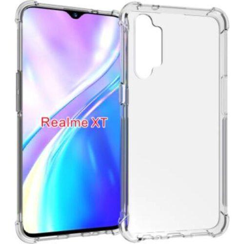 Realme Xt Transparent Soft Back Cover Case 1