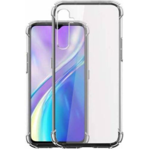 Realme Xt Transparent Soft Back Cover Case 1