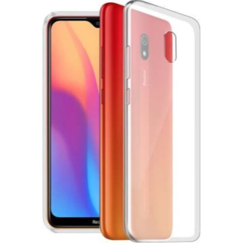 Xiaomi Redmi 8A Transparent Soft Back Cover Case 1