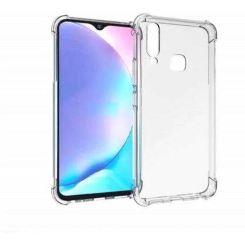 Vivo Y12 Transparent Soft Back Cover Case 1