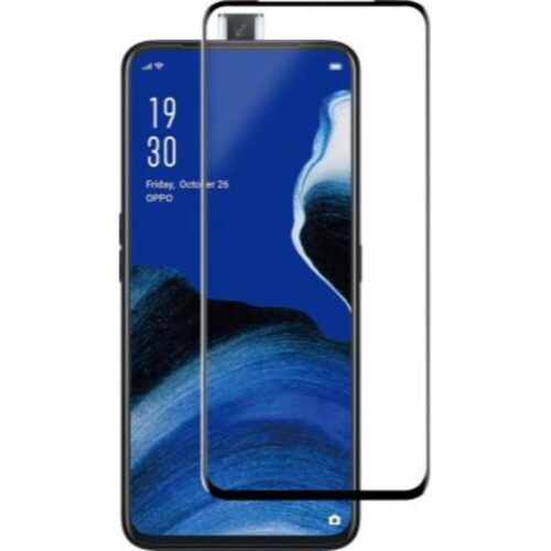 Oppo Reno 2Z Tempered Glass Screen Protector 6D/11D Full Glue Black 1