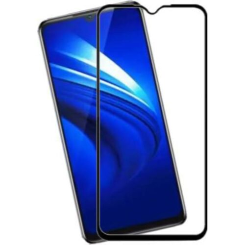 Tigerify Tempered Glass Screen Protector Full Glue 6D/11D Black For Vivo Z1x 1