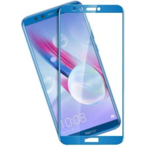 Tigerify Tempered Glass Screen Protector Full Glue 6D/11D Blue For Honor 9 Lite 1