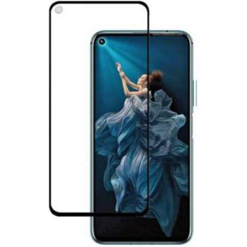 Honor 20 Tempered Glass Screen Protector 6D/11D Full Glue Black 1