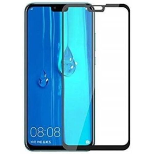 Huawei Y9 Tempered Glass Screen Protector 6D/11D Full Glue Black 1